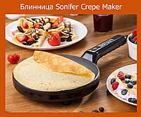 Блинница Sonifer Crepe Maker SF-3034!Лучший подарок, фото 1