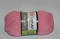 Нитки для ручного вязания,акриловая пряжа ярнарт