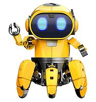 Роботы интерактивные / Подарок мальчику / Интерактивная игрушка Робот Tobi
