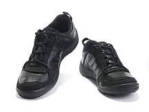 Кроссовки зимние Adidas Daroga на меху синие мужские  кроссовки адидас