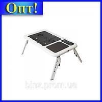 Столик-подставка для ноутбука E-Table! Лучший подарок, фото 1