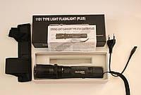 Электрошокер POLICE 1101 TYPE LIGHT (PLUS) мощность 50000KV