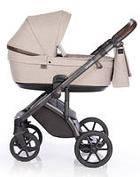Детская универсальная коляска 2 в 1 Roan Bloom Truffle, бежевый (9778)