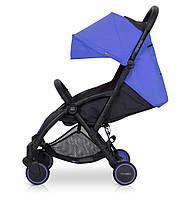 Детская прогулочная коляска EasyGo Minima, синяя (6893)