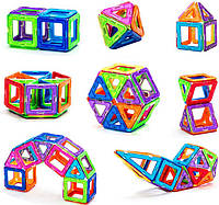 Магнитный конструктор Magical Magnet 20 деталей!Лучший подарок, фото 1