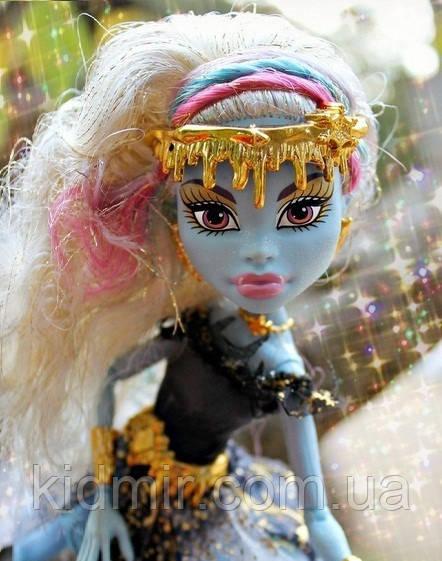 Лялька Monster High Еббі Боминейбл (Abbey) 13 Бажань Монстер Хай Школа монстрів