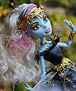 Лялька Monster High Еббі Боминейбл (Abbey) 13 Бажань Монстер Хай Школа монстрів, фото 2
