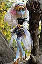 Лялька Monster High Еббі Боминейбл (Abbey) 13 Бажань Монстер Хай Школа монстрів, фото 3