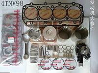 Ремкомплект двигателей Komatsu