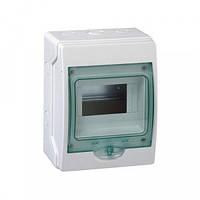 Шкаф накладной, 1ряд/8мод. прозрачная дверь, ІР65 Kaedra Schneider Electric 13978