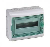 Шкаф накладной, 1ряд/18мод. прозрачная дверь, ІР65 Kaedra Schneider Electric 13982