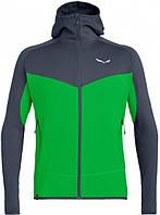 Спортивная кофта Salewa Puez 3 Pl M Fz Hdy 26326 3861 48/M Зеленая (013.002.7460)