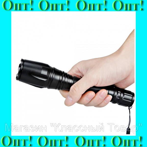Карманный фонарик BL-8668-T6! Лучший подарок