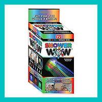 Насадка для душа для подсветки воды Shower Wow!Лучший подарок, фото 1