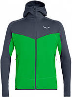 Спортивная кофта Salewa Puez 3 Pl M Fz Hdy 26326 3861 50/L Зеленая (013.002.7461)