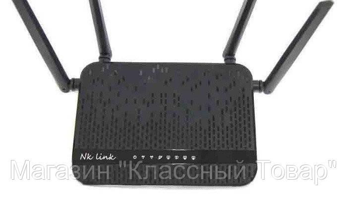 Wi-Fi Роутер NK Link NK 44 1200M!Лучший подарок
