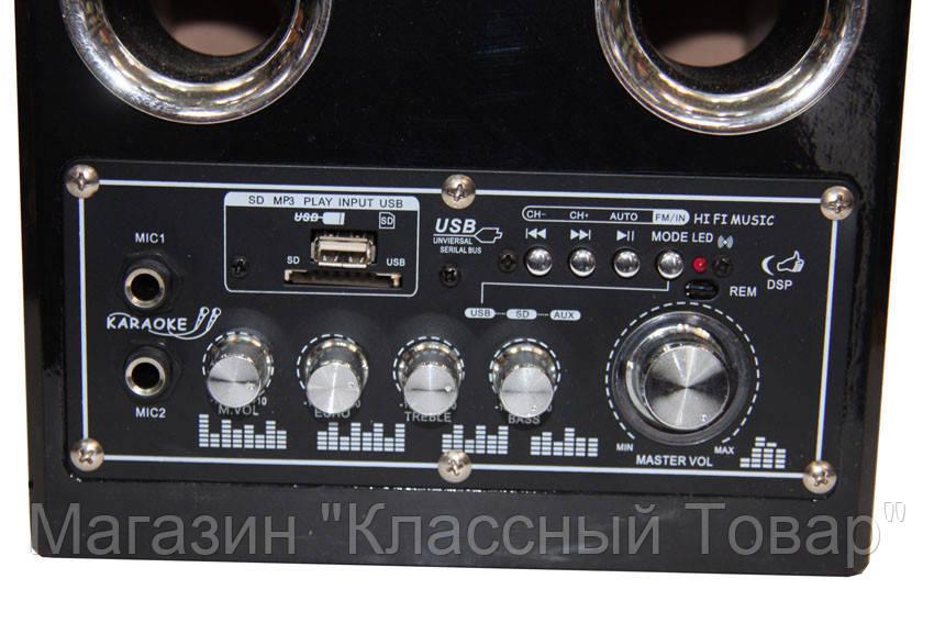 Акустическая система USBFM-68DC!Лучший подарок
