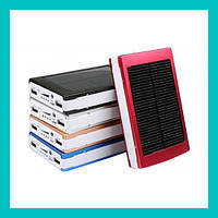 Зарядное устройство Solar Power Bank 30000 + LED!Лучший подарок, фото 1