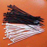Стяжка для кабелей/проводов 4-150 (500 шт)! Лучший подарок, фото 1