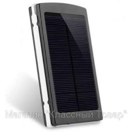 Мобильная Зарядка UKC POWER BANK Metal+LCD Solar 32000mah!Лучший подарок