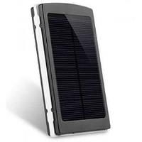 Мобильная Зарядка UKC POWER BANK Metal+LCD Solar 32000mah!Лучший подарок, фото 1