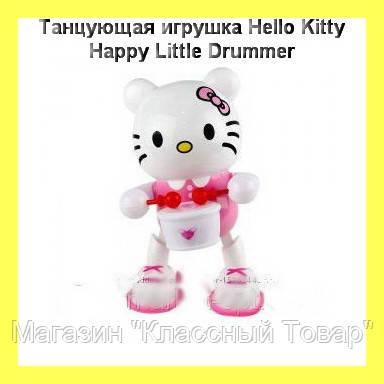 Танцующая игрушка Hello Kitty Happy Little Drummer!Лучший подарок