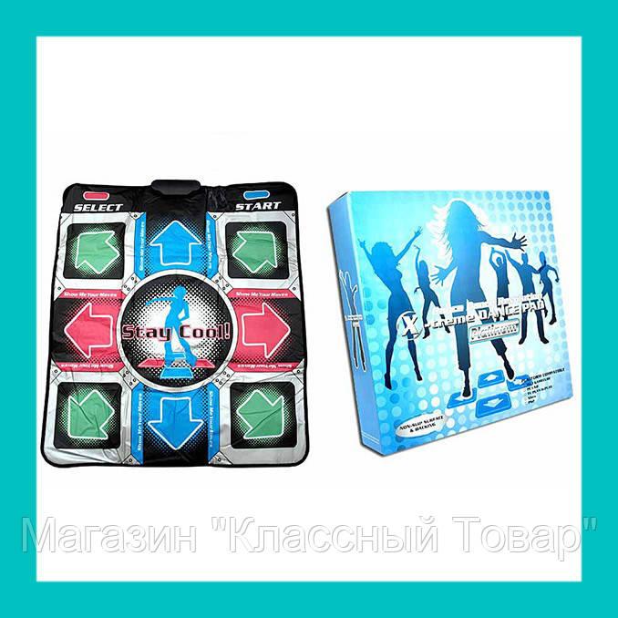 Коврик для танца DANCE MAT PC+TV!Лучший подарок