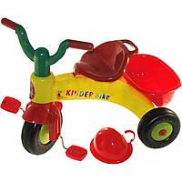 """Велосипед детский трехколесный маленький Kinder way """"Kinder bike"""" 10-001"""