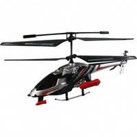 Вертолет на дистанционном управлении - PHANTOM DEFENDER контроль высоты серебристый, 20 см, с гироскопом, 3 канала