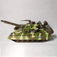 Модель ТАНК Т-90 BIG свет, звук
