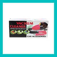 Пылесос автомобильный Car Vacum Cleaner!Лучший подарок, фото 1