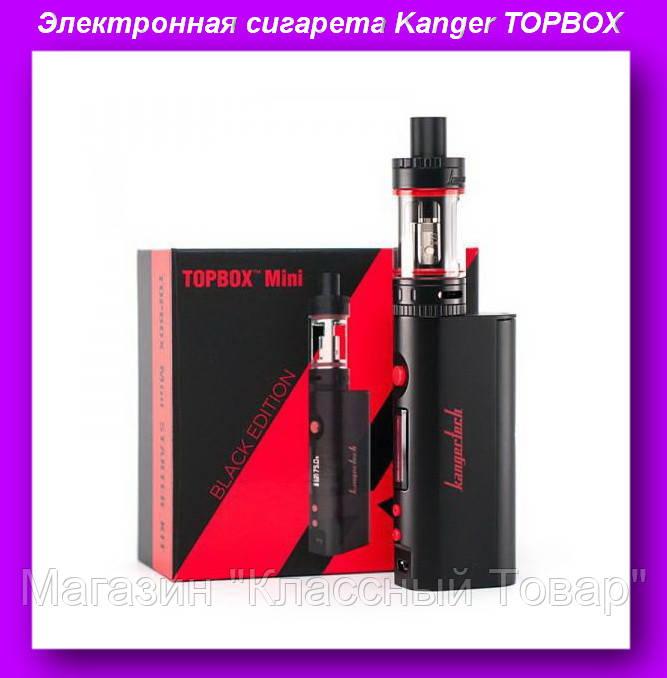 Электронная сигарета Kanger TOPBOX Mini,Электронная сигарета TOPBOX!Лучший подарок