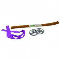 Набор игрушечного оружия серии ЧЕРЕПАШКИ-НИНДЗЯ боевое снаряжение Донателло шест бо, 2 сюрикена