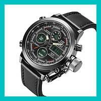 Ручные часы AMST Watch (черные, коричневые)! Лучший подарок, фото 1
