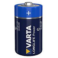 Батарейка Varta Longlife Power High Energy C LR14 1.5V Alkaline, Blue