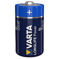 Батарейка Varta Longlife Power High Energy D LR20 1.5V Alkaline, Blue