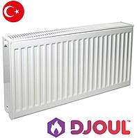 Стальной радиатор DJOUL Тип 22 500*500