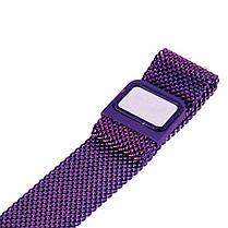 Женские часы-браслет Smart Watch (фиолетовые), фото 3