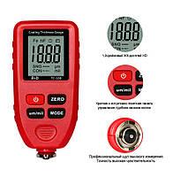 TC100-red толщиномер краски, Fe/NFe, до 1300 мкм, фото 2