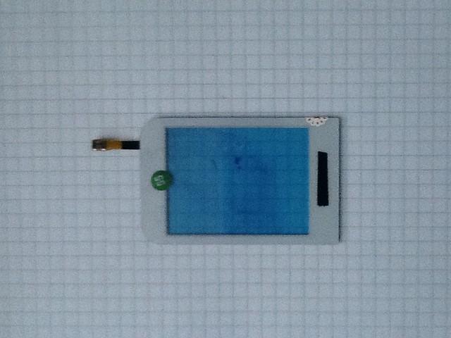 Сенсорный экран Samsung C3300,белый