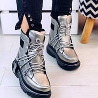 Ботинки женские  на зиму, фото 1