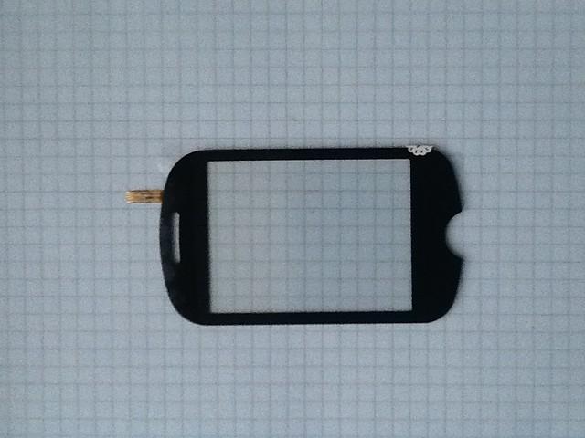 Сенсорный экран Samsung C3510,черный