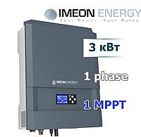 Гібридний інвертор IMEON 3.6 для сонячних електростанцій