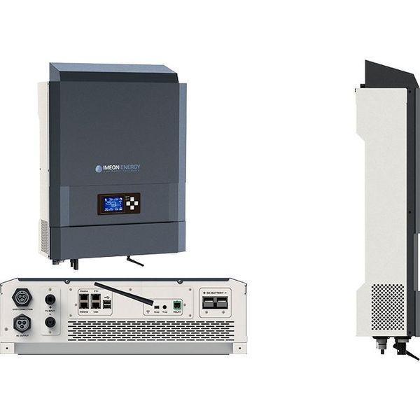 Гибридный инвертор IMEON 9.12 для солнечных электростанций