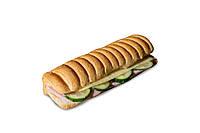 Сэндвич слоеный «С ВЕТЧИНОЙ»