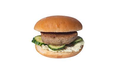 Бургер з котлетою з яловичини «BEEF BURGER»