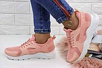 Женские розовые кроссовки Huarache 1111, фото 1