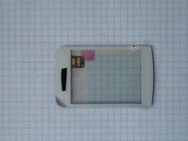 Сенсорный экран Nokia C2-02,C2-03, C2-06,C2-07, C2-08, белый