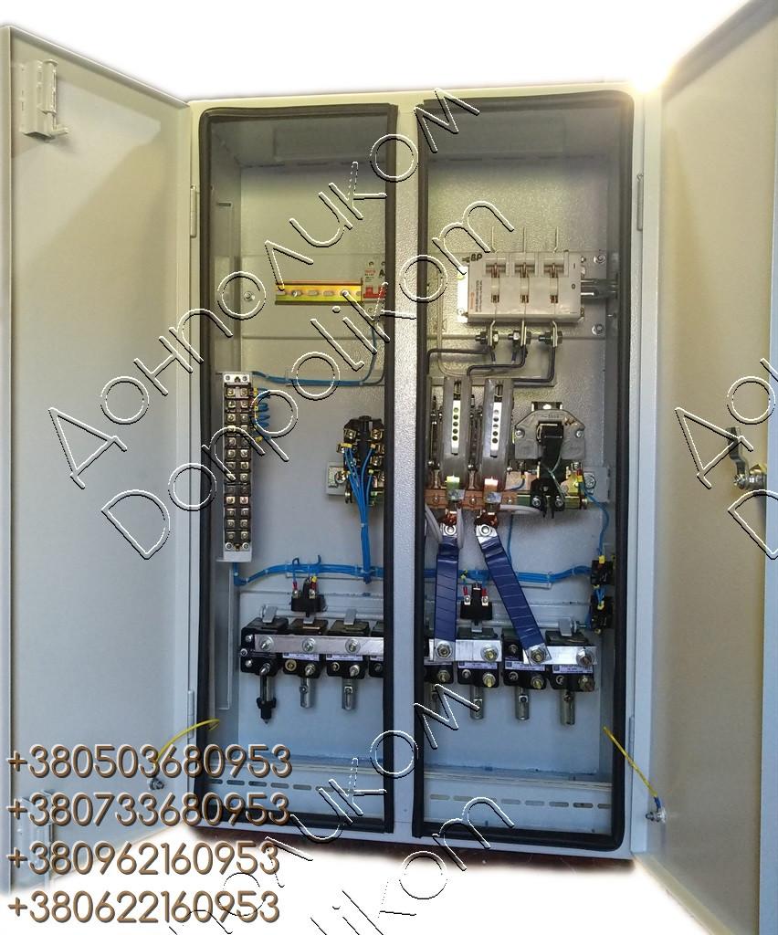 Ш8232-4277, Ш8233-4477, Ш8243-4477 - шкаф ввода и защиты кранового электропривода