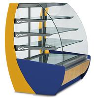 Кондитерская холодильная витрина KAMELEO 1.3 W
